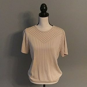 **3/$10** Alfred Dunner Top Size Small